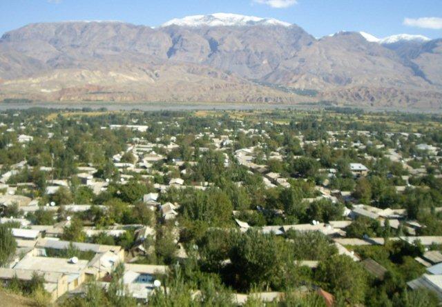 海外旅行(タジキスタン): よね...